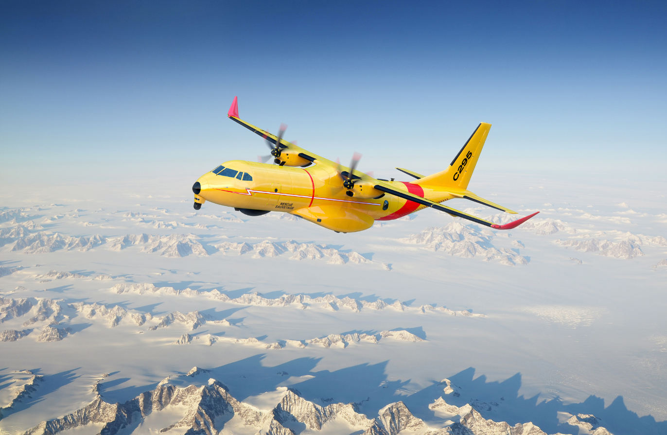 Canada orders Airbus C295W for SAR programme