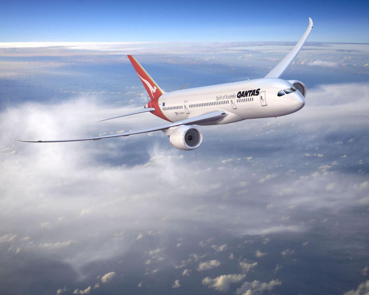 Qantas sets up test flights to study ultra-long-haul
