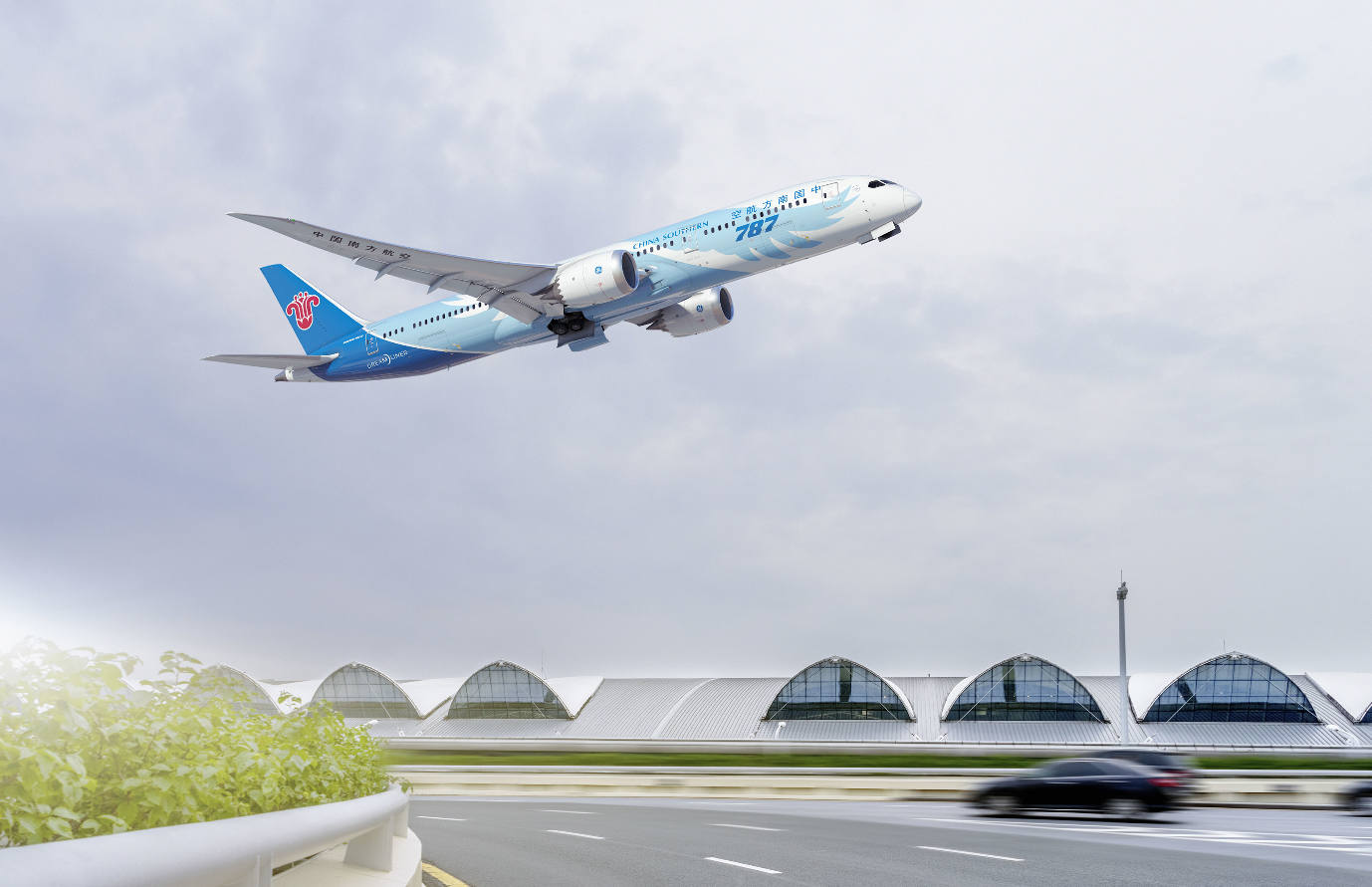 China Southern, Qatar boost Boeing widebody orders