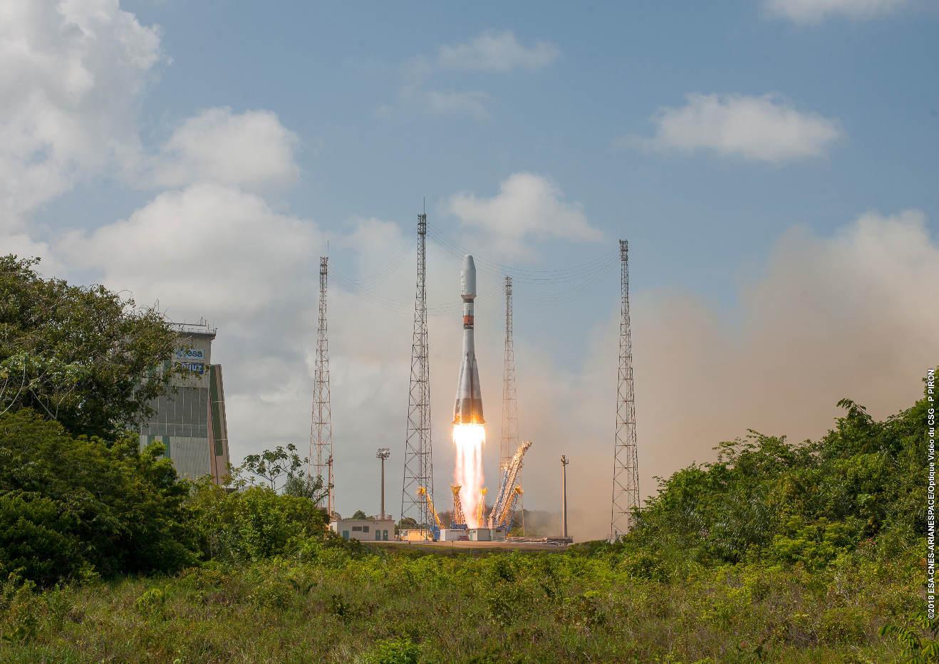 New French spy satellite in orbit