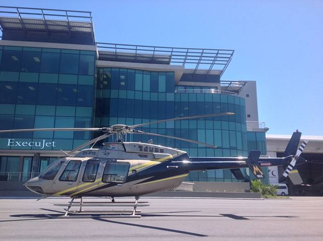 Luxaviation launches global VIP helicopter management company