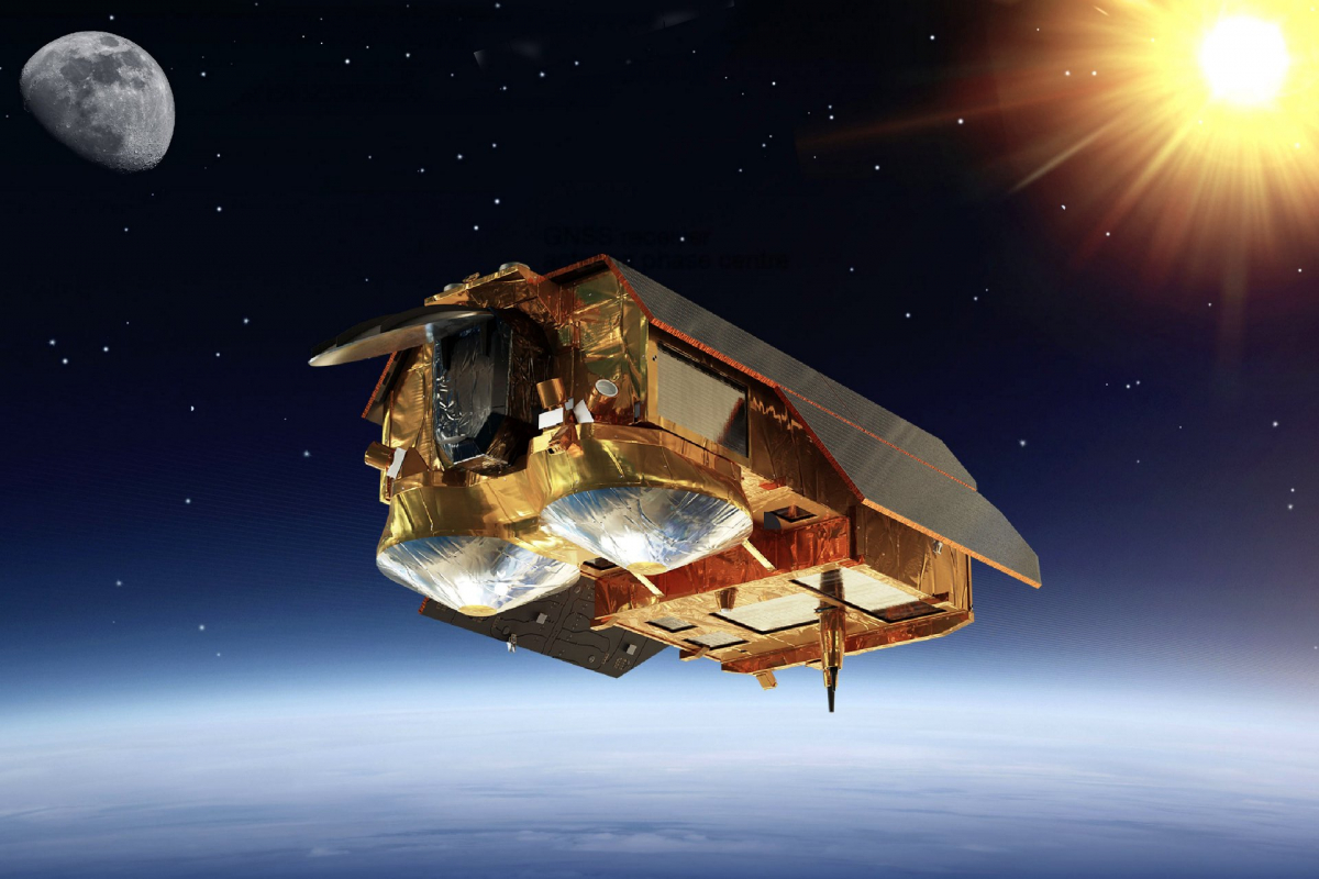 Airbus selected for ESA's new polar ice and snow topography mission