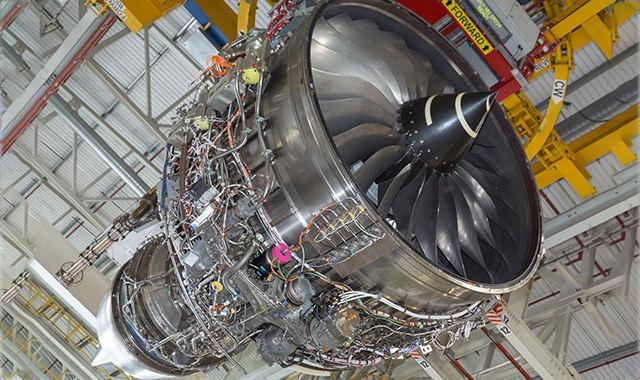 Rolls-Royce starts Advance3 testing
