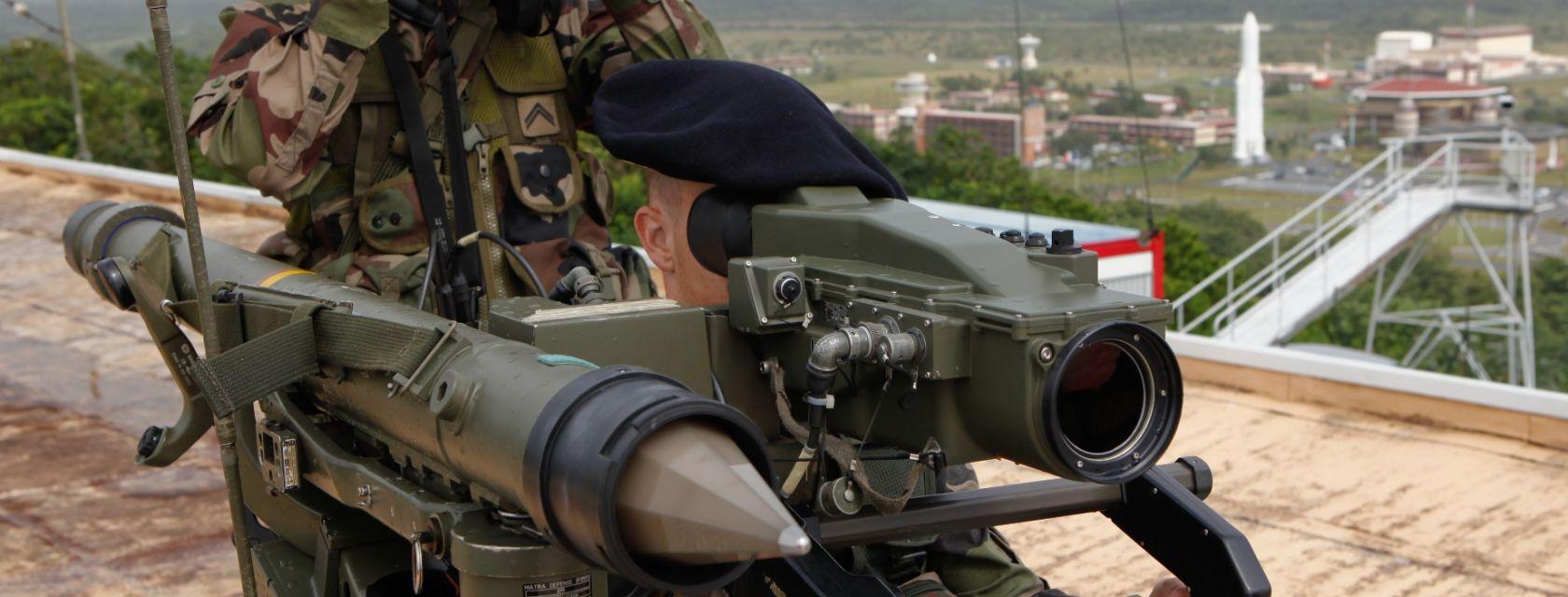 Serbia orders MBDA's Mistral 3 missiles
