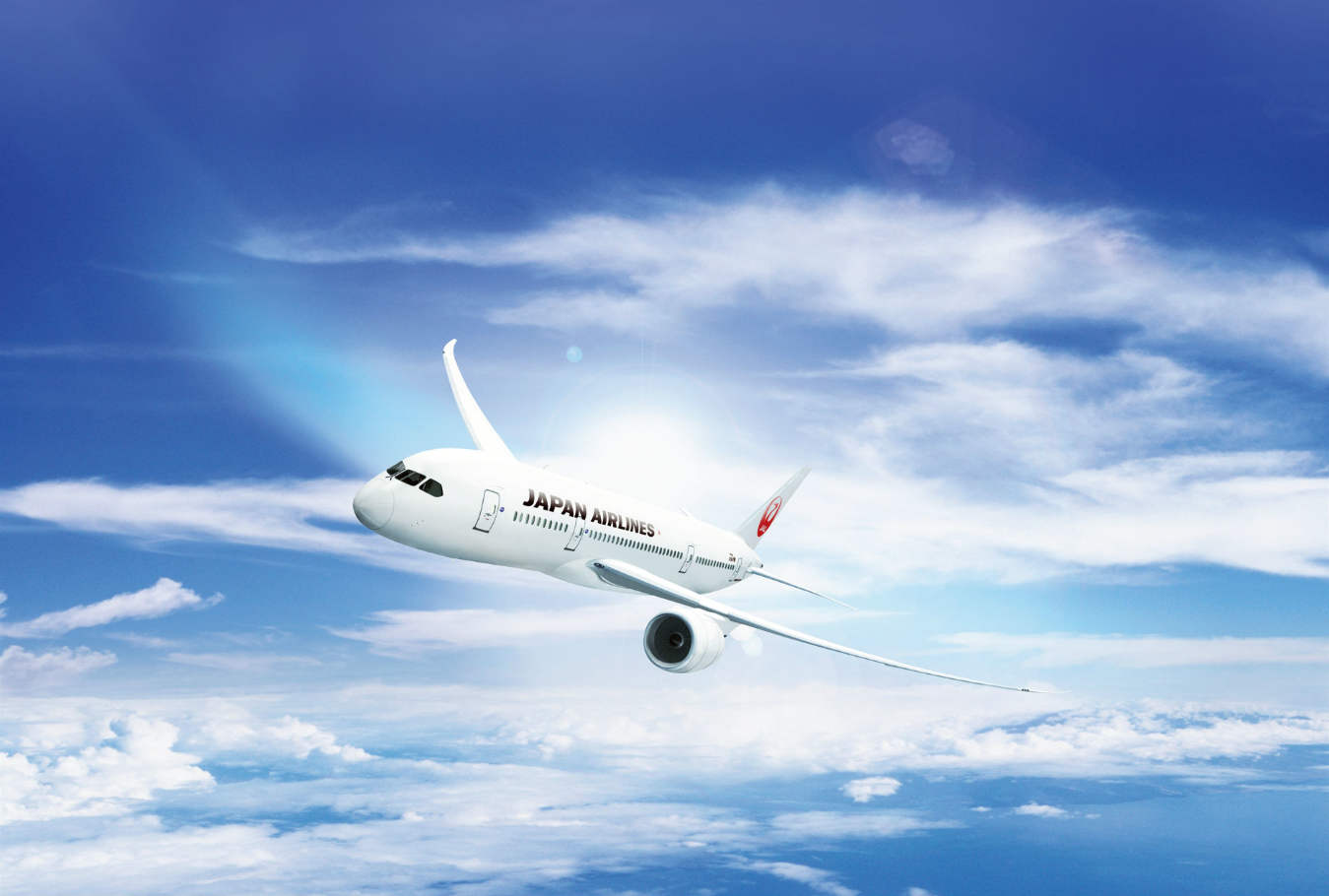 Japan Airlines orders four more Boeing 787-8s