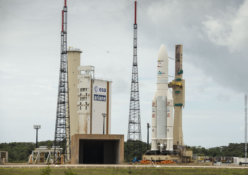 Airbus Safran Launchers becomes majority shareholder of Arianespace