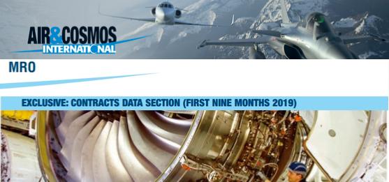 MRO: exclusive defense contracts data