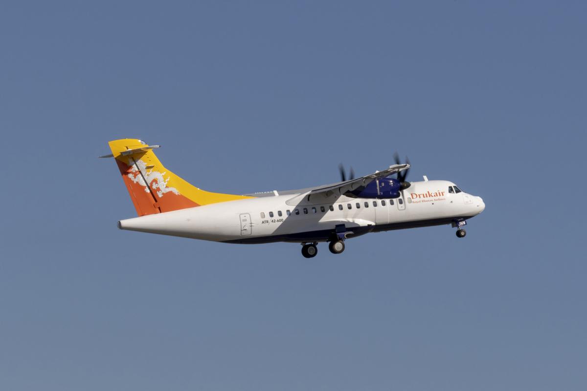 Drukair upgrades its ATR fleet