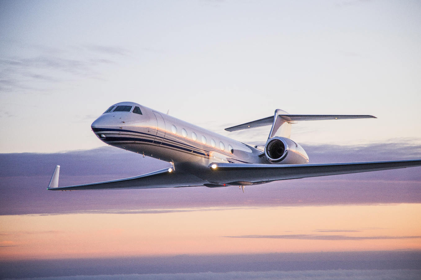Polish Ministry of Defence signs for two Gulfstream G550s