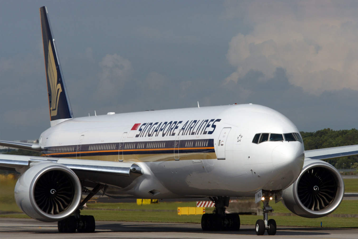 Singapore Airlines to order 20 Boeing 777-9s, 19 787-10s