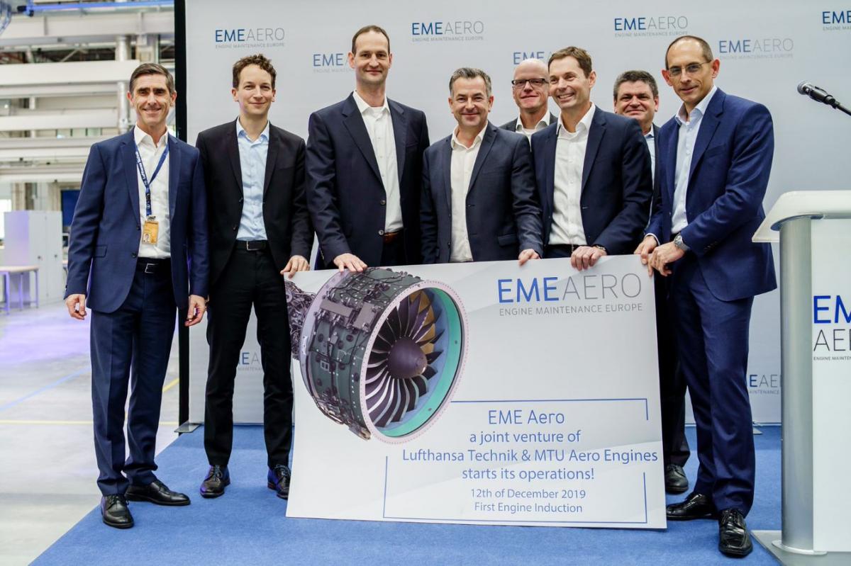 EASA awards maintenance certification 145 to EME Aero