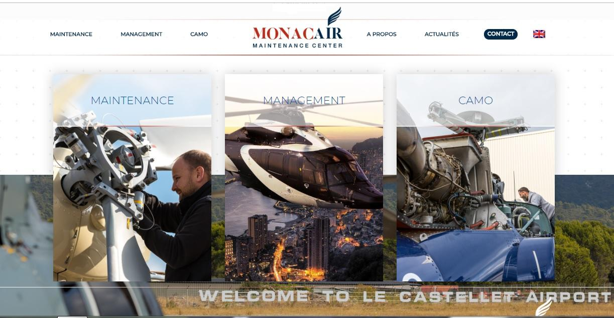 Monacair Maintenance Center is looking to recruit two B1-3 & one B2 engineer full time