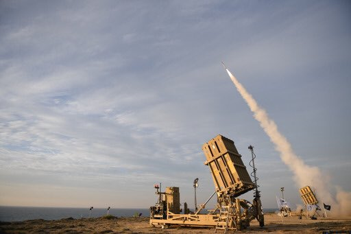 Towards an Israeli Iron Dome offer to Riyadh?