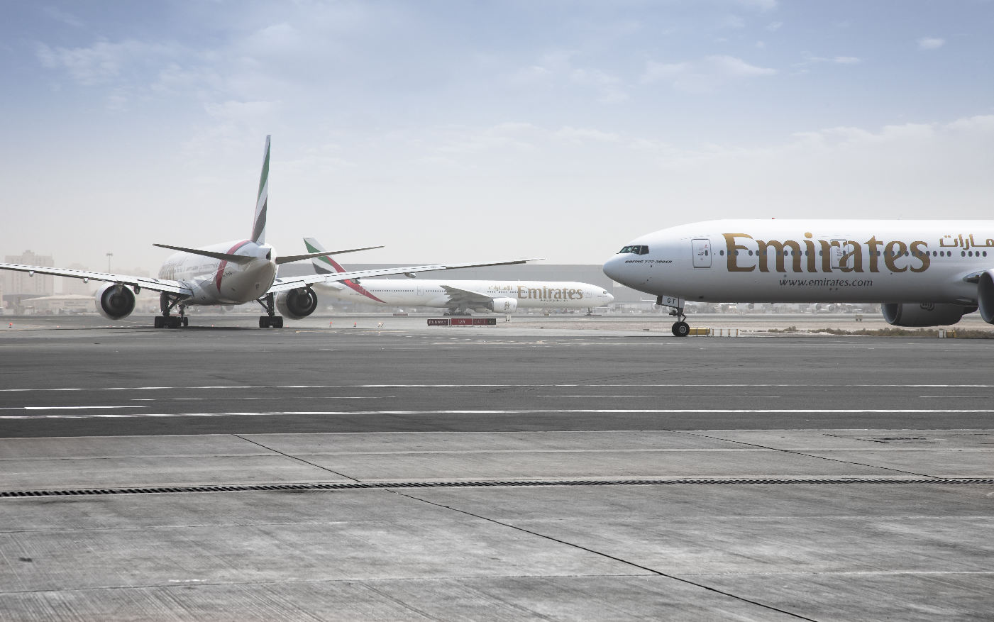 Boeing sees $730bn market in Middle East