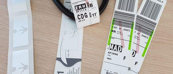 Air France and Paris Airport trace luggage with RFID