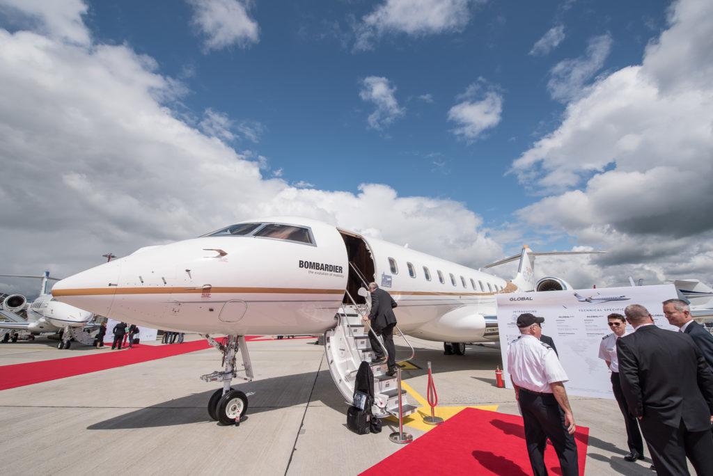Bombardier forecasts $250bn bizjet market