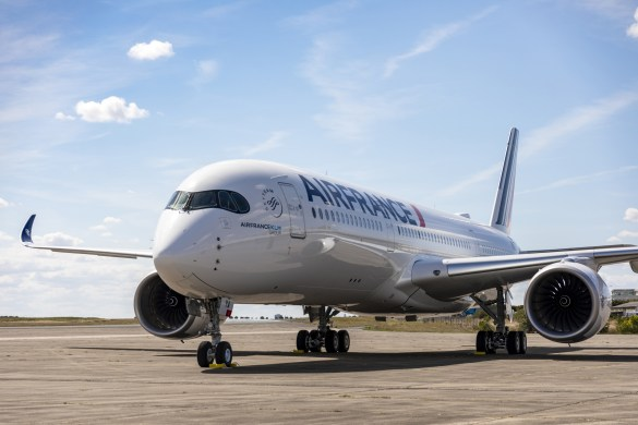 Air France-KLM rationalizes its fleet with 10 more Airbus A350 XWBs