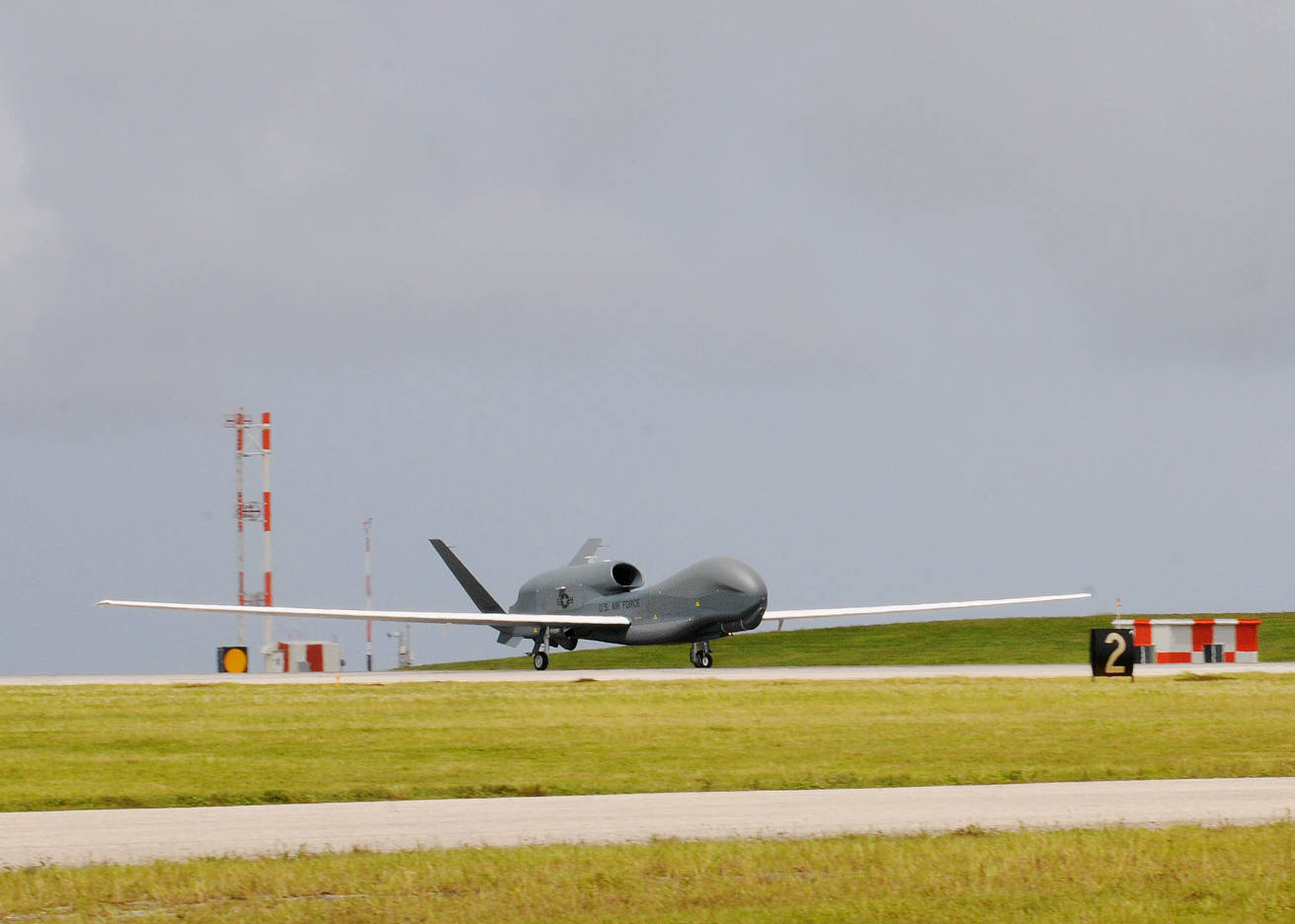 Global Hawks to deploy to Japan
