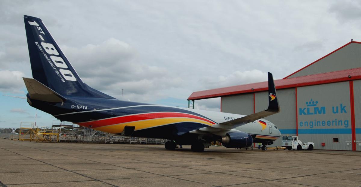 KLM UK Engineering and West Atlantic UK extend contract