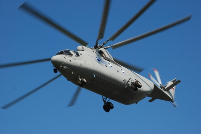 Russia, China to develop AHL heavylift rotorcraft
