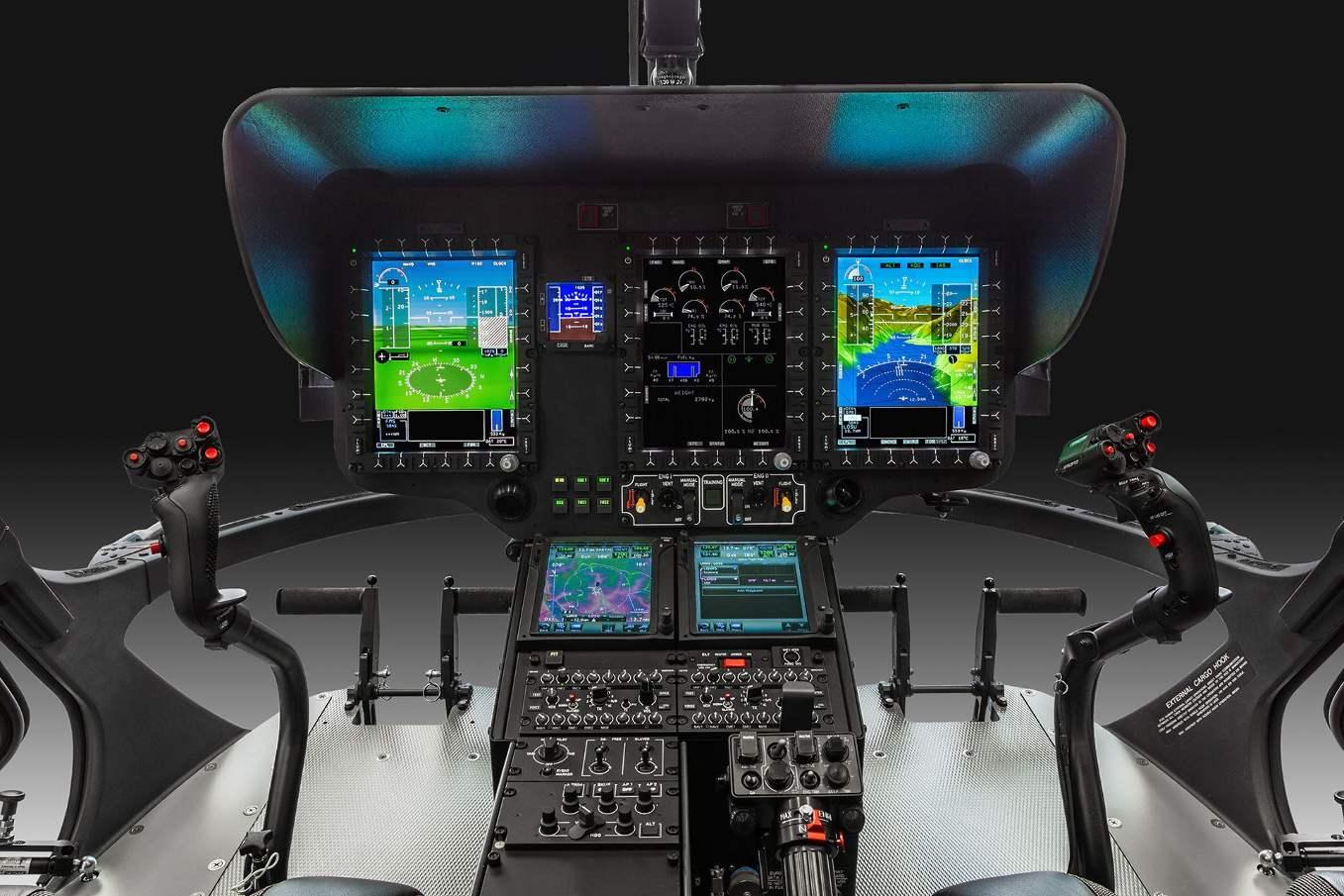 Engine warranty extension, enhanced avionics for Airbus H145