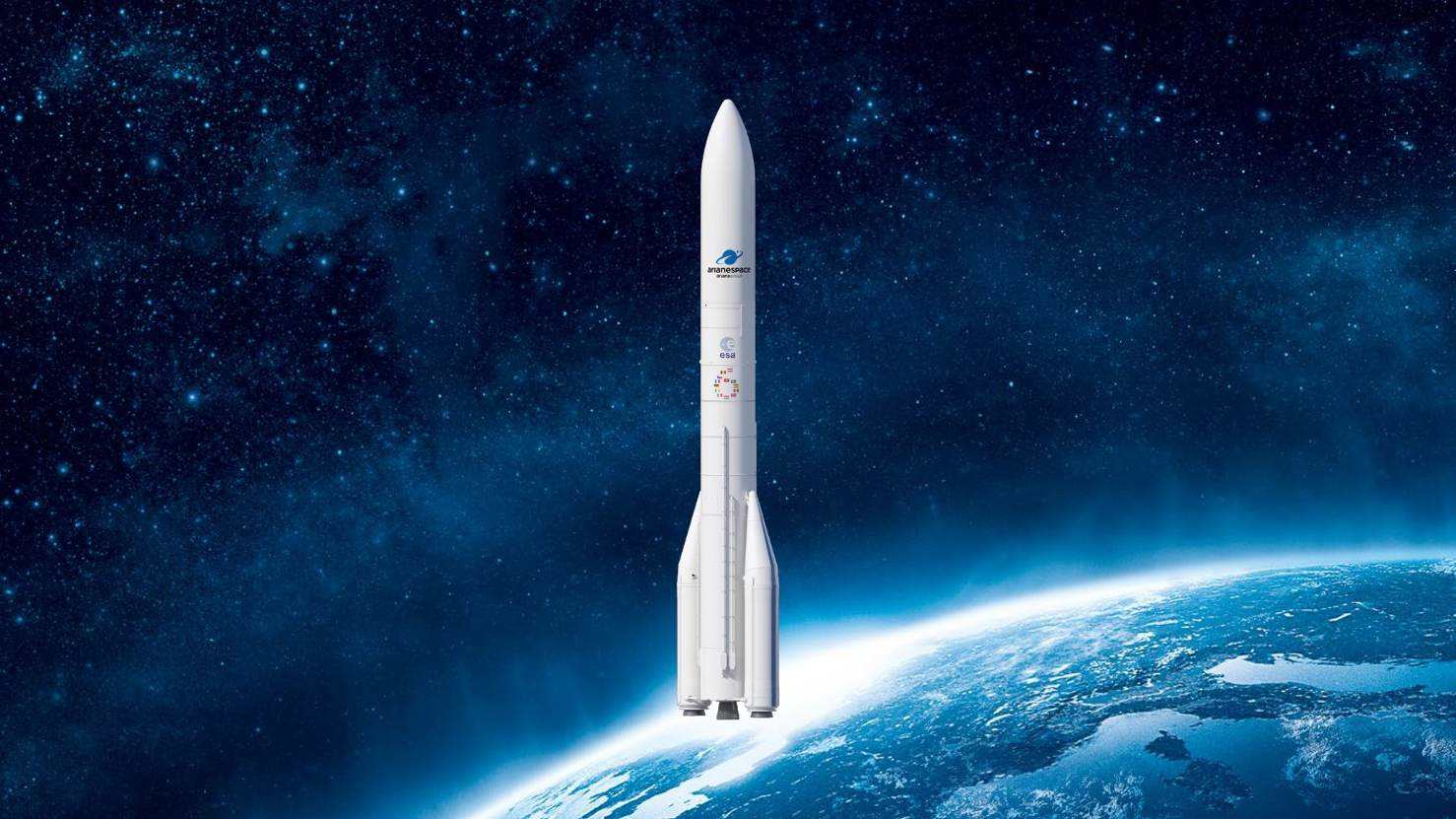 Ariane 6 books first contract