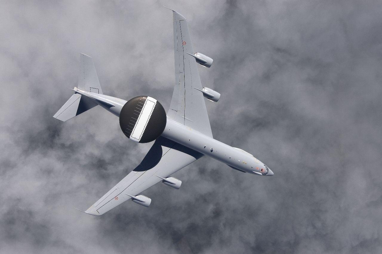 AFI KLM E&M wins French AWACS tender