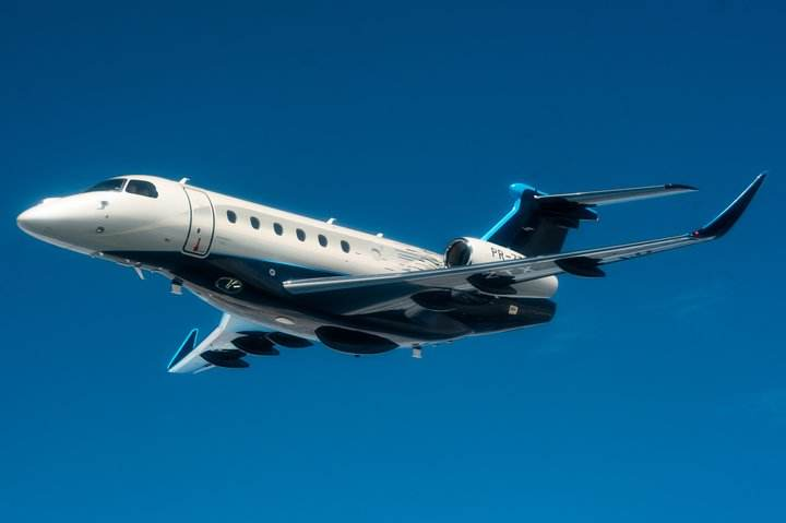 MRO Europe 2019: Embraer signs with several European and African customers