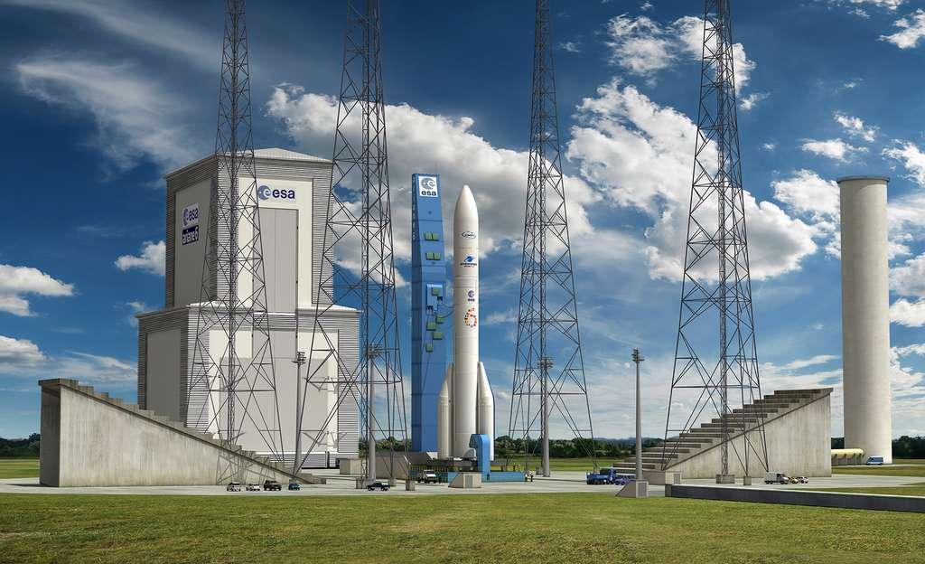 Ariane 6 passes new exam