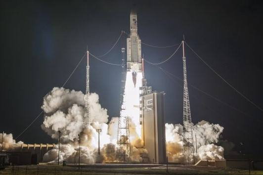 Ariane 5 completes 100th launch
