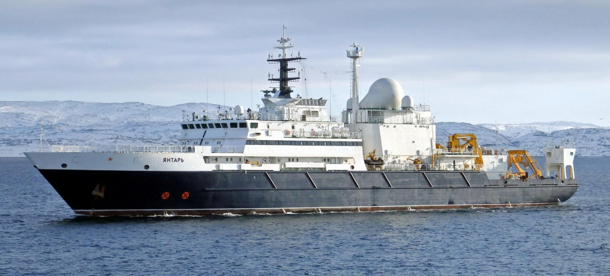 Intelligence: A submarine cable counter-intelligence ship for the Royal Navy