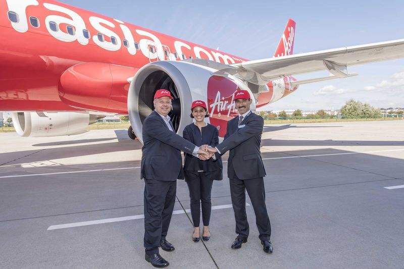 AirAsia receives its first A320neo