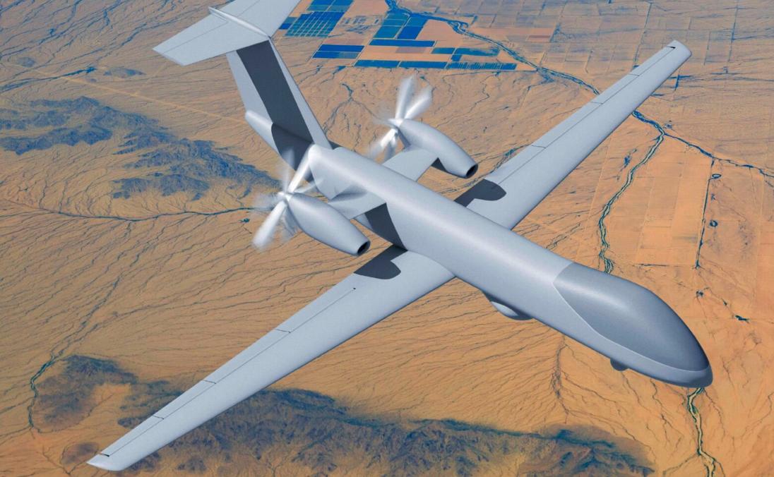 European MALE drone passes Preliminary Design Review