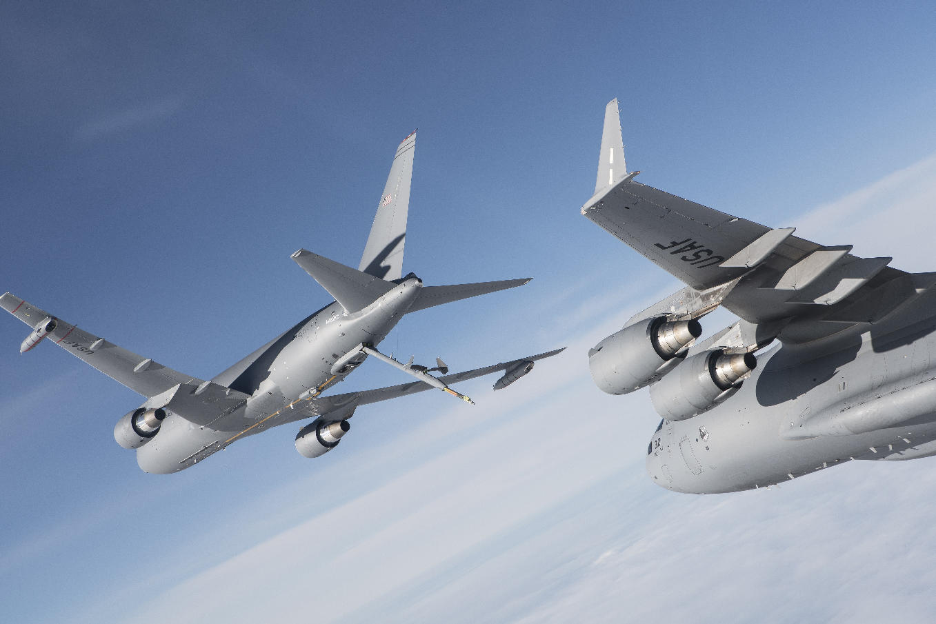 Boeing awarded $2.1bn for KC-46A tankers