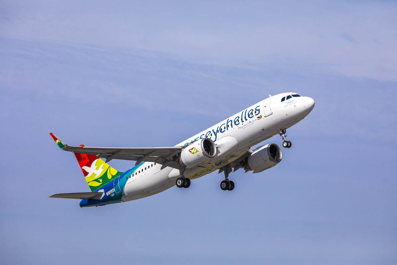 Africa's first A320neo