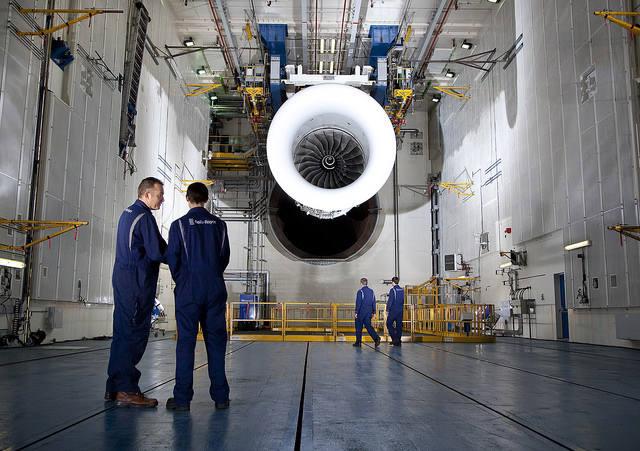 Rolls-Royce invests £150m in UK aerospace facilities