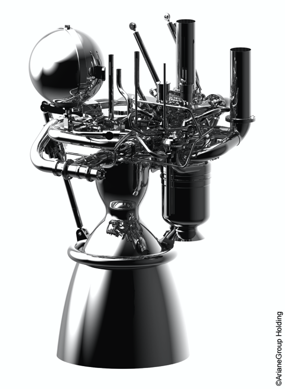 ArianeGroup advances on Prometheus programme