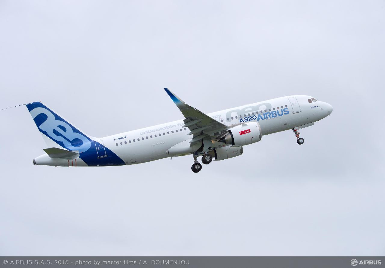 EASA, FAA certification for A320neo with CFM Leap-1A engines