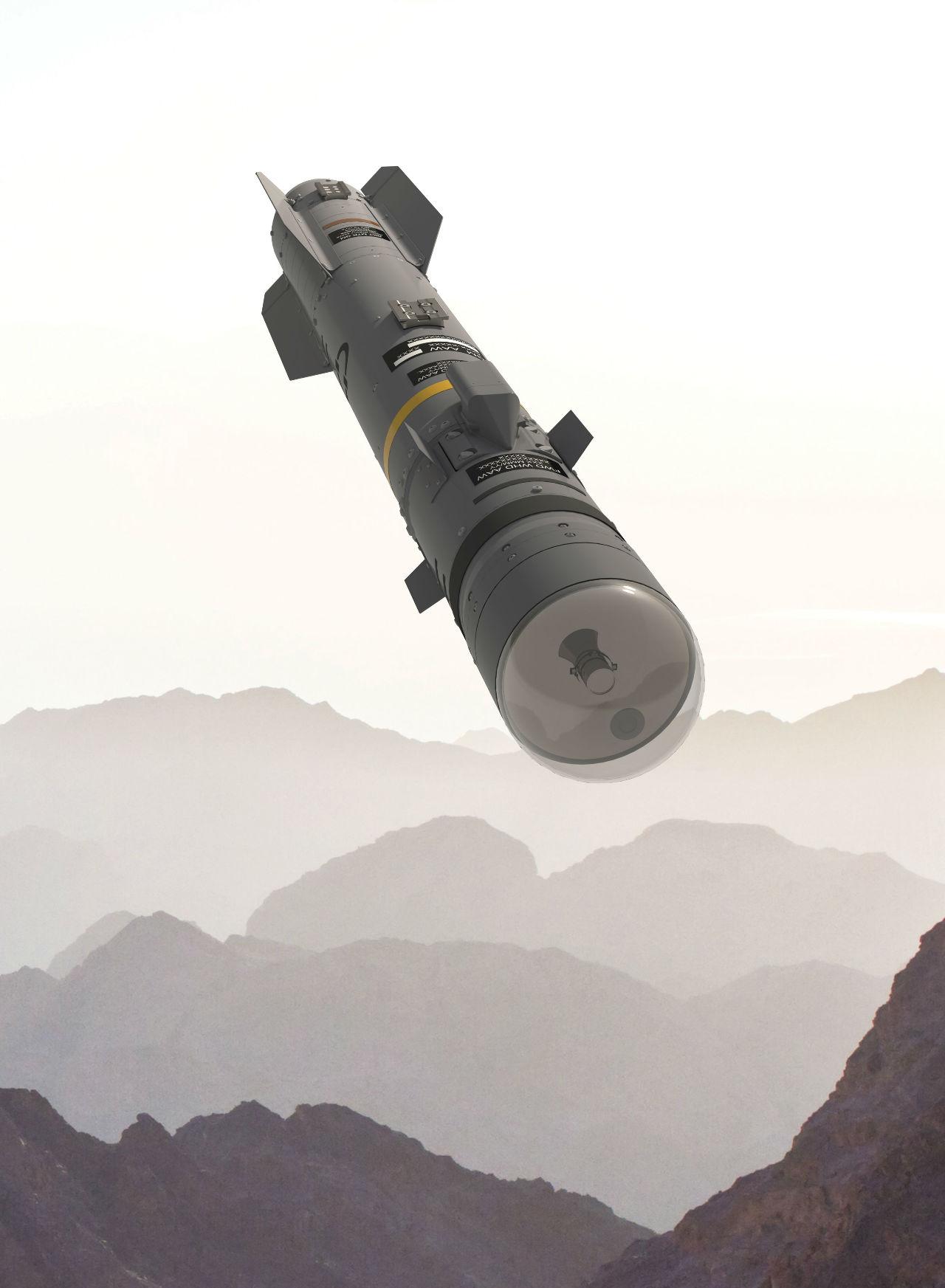 Enhanced Brimstone missile completes testing