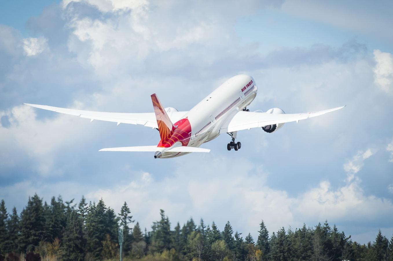 Air India receives final Boeing 787-8