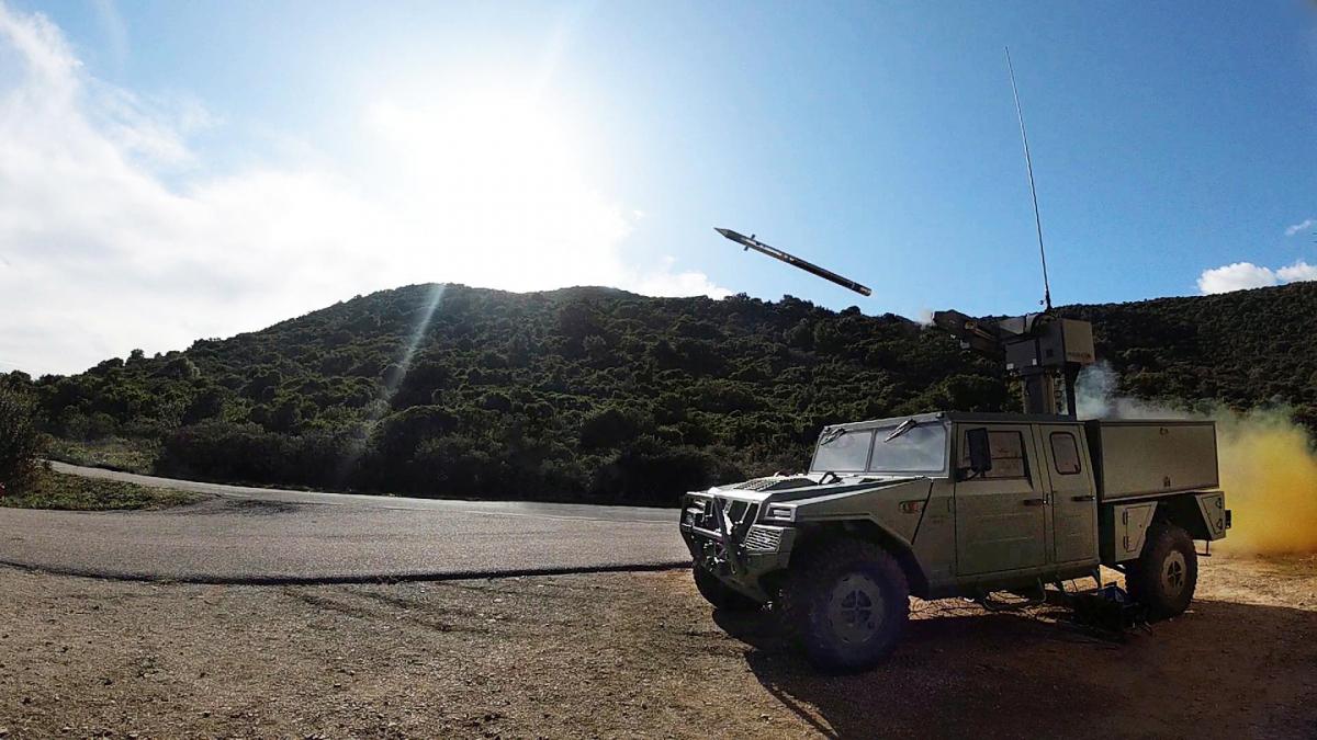 MBDA presents Sky Warden, a modular anti-UAV system