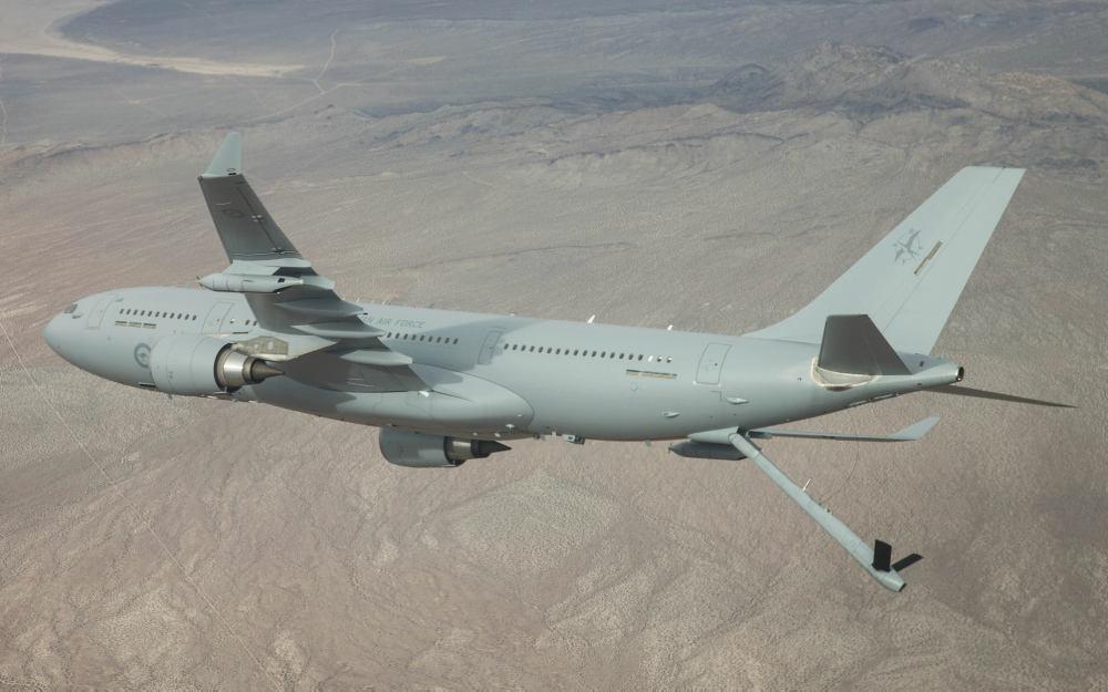 Northrop Grumman teams with AFI KLM E&M to support Australian KC-30As