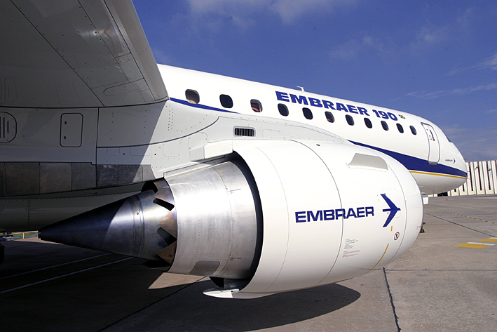 Embraer reports increased revenue, income for 2016