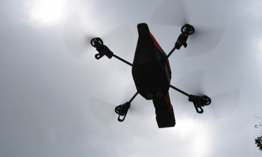 The United States decrees drones grounding
