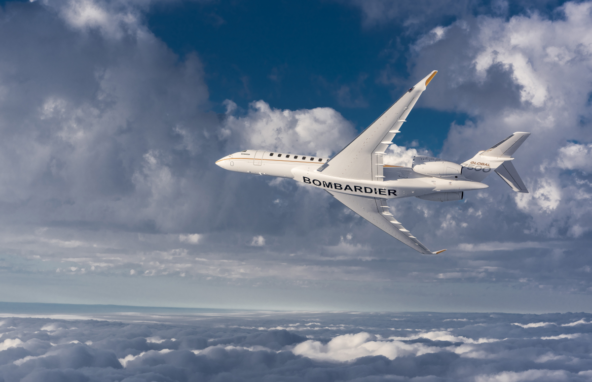Bombardier will exclusively focus on Business Aviation