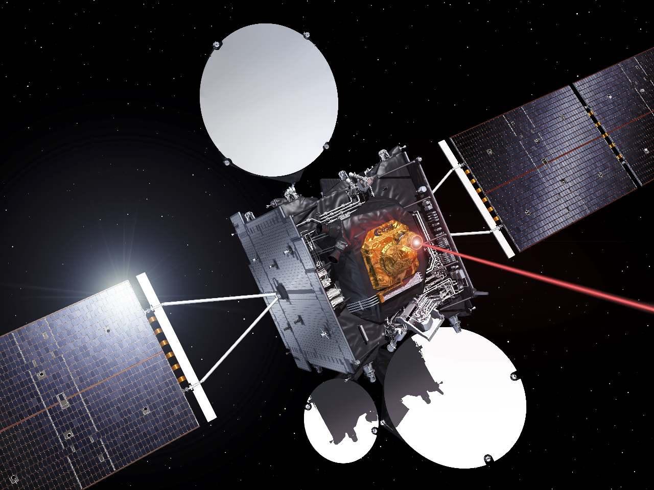 Airbus DS starts work on Asia-Pacific node of SpaceDataHighway