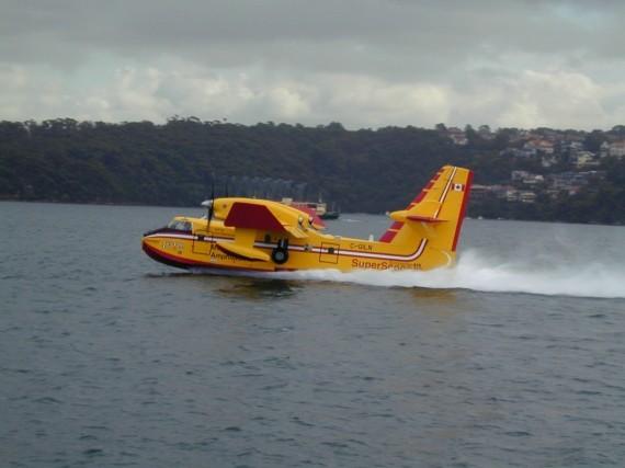 Bombardier sells amphibious aircraft business to Viking Air