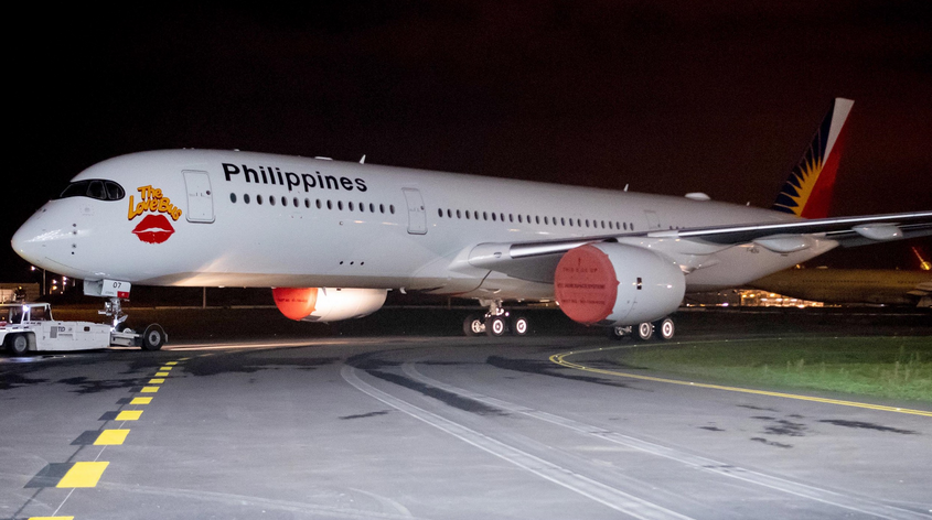PAL gets fifth Airbus A350-900, adds new routes