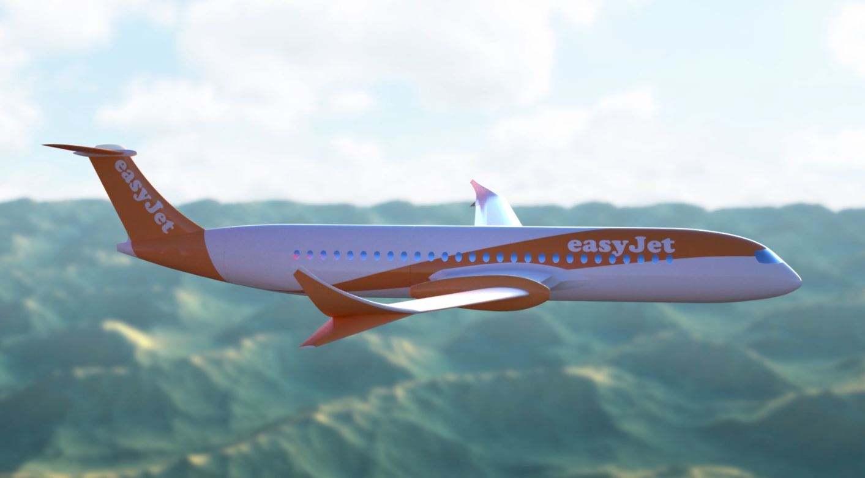 EasyJet talks up latest eco-concept