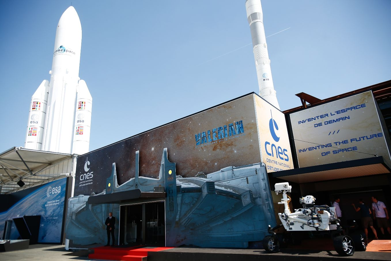 CNES launches space investment fund